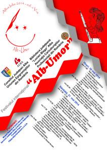 Festivalul Alba Umor 2014