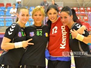 HC Alba Sebes - CSU Timisoara 50