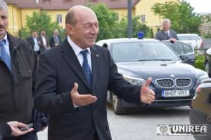 Traian Basescu la Alba Iulia01