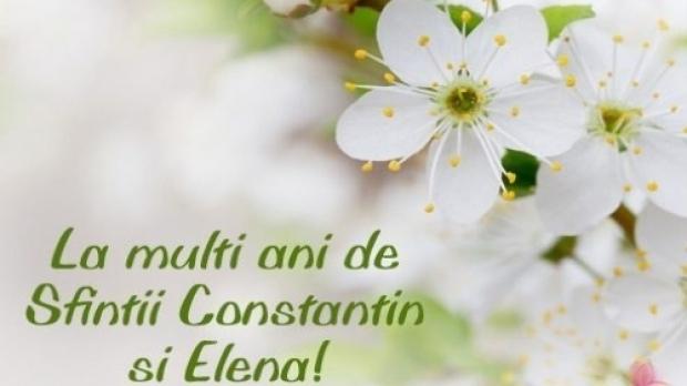 mesaje de Sfintii Constantin si Elena