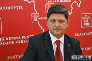ministrul Titus Corlateanu la PSD Alba Iulia (2)