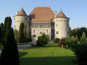 Castelul Bethlen-Haller Cetatea de Balta