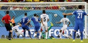 Round of 16 - Costa Rica vs Greece