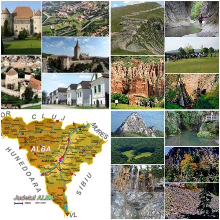 Sondaj Cele Mai Frumoase Atracţii Turistice Din Alba Care