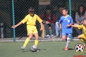 Juniori E AJF Alba 1