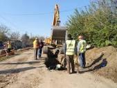 """S-a dat startul pentru derularea proiectului: """"Extindere reţele de canalizare în oraşul Cugir- etapa a II-a"""""""
