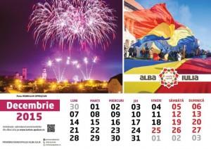 Calendarul municipiului Alba Iulia05
