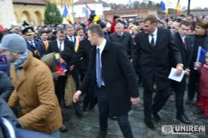 Klaus Iohannis la Alba Iulia 1 Decembrie 2014 (124)