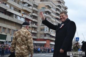 Klaus Iohannis la Alba Iulia 1 Decembrie 2014 (63)