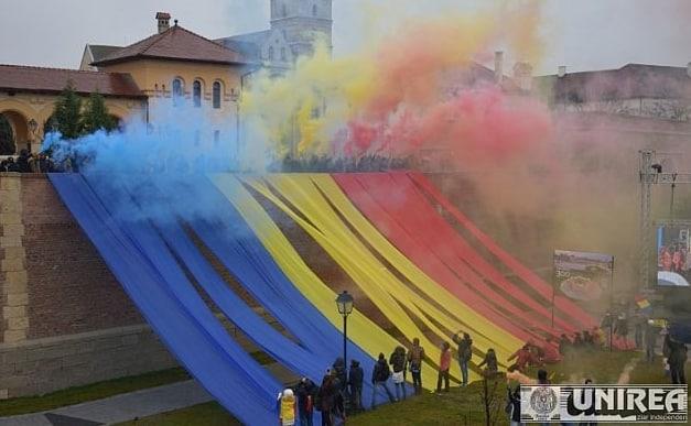 tricolor Alba Iulia