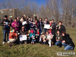 Diaspora se alatura protestului din Sebes04