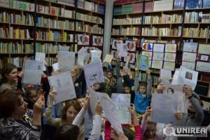 elevi Scoala Vasile Godis comemorare Mihai Eminescu (31)