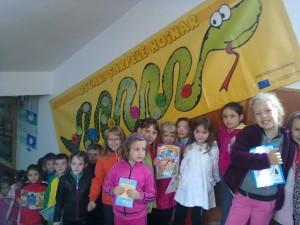 scoala mihai eminescu la campania sarpele