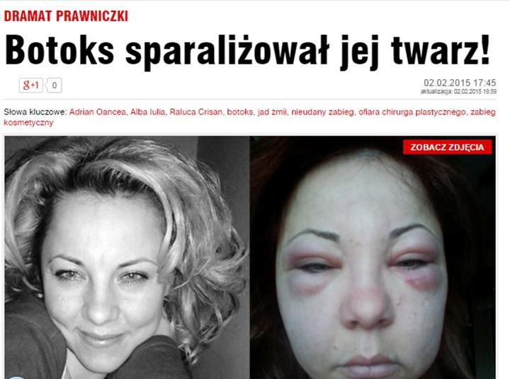 cazul Raluca in Polonia