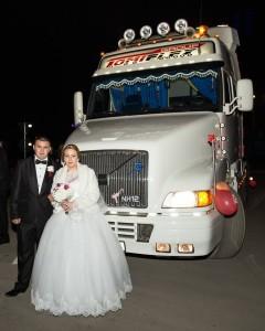 cu tir-ul la nunta alba02