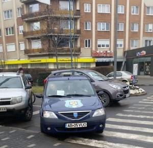 parcare Politia Locala Alba Iulia