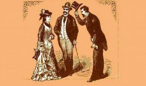 Codul bunelor maniere - salutul