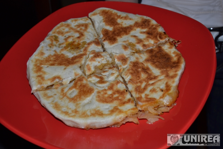 Restaurant La Mama Meniu