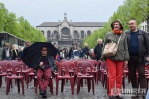 Reprezentanta Motilor la Bruxelles274