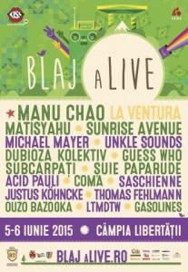 blaj alive
