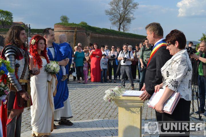 nunta in stil roman la Alba Iulia (119)