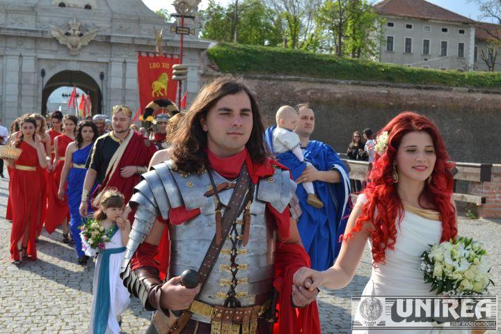 nunta in stil roman la Alba Iulia (66)