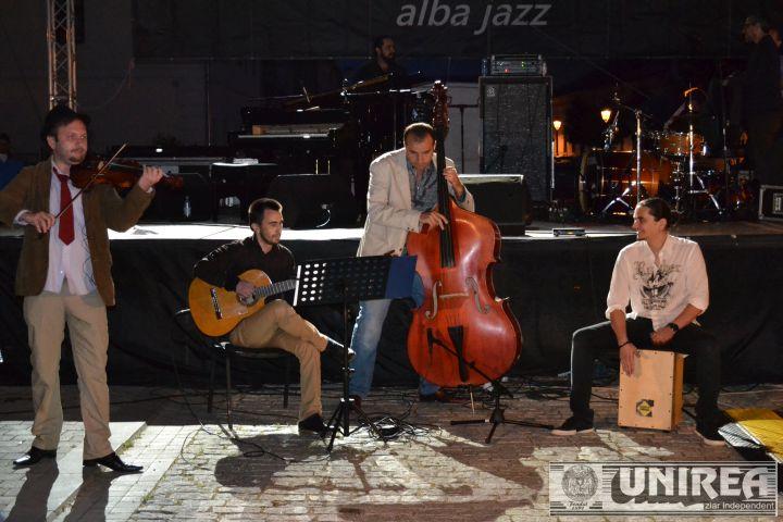 Alba Jazz concert New Wave (1)