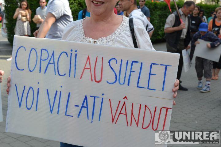 Protest Alba IUlia_taieri ilegale paduri (43)