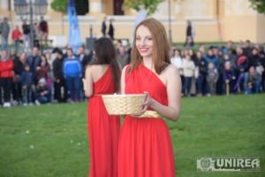 Targ de sclavi la Festivalul Roman Apulum87