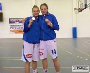 Universitatea 1 Decembrie campioana baschet feminin2