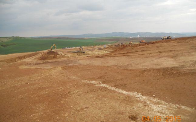 constructie depozit deseuri Galda de Jos